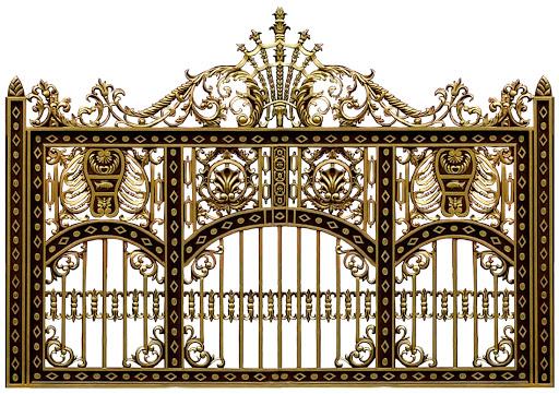 Hàng rào nhôm đúc BG003