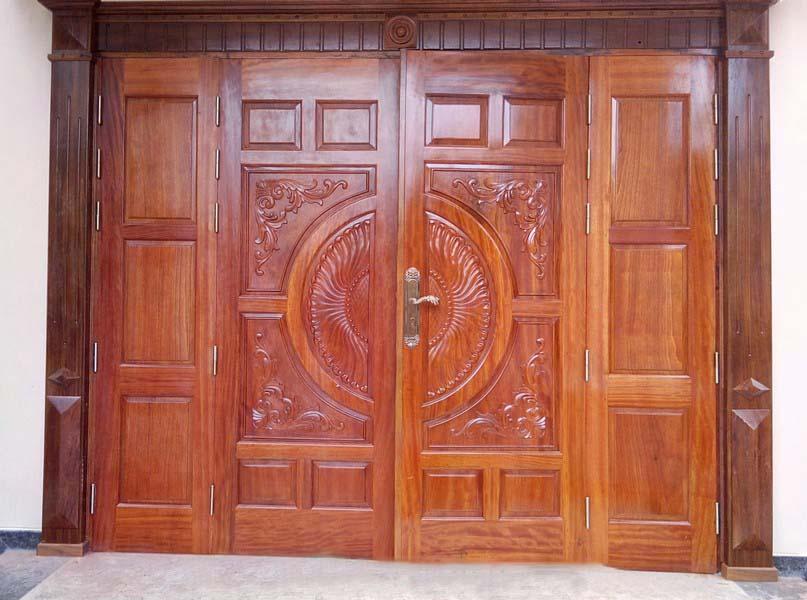 Mẫu cửa gỗ BG6315