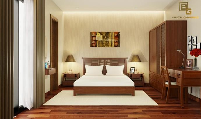 Mẫu nội thất gỗ phòng ngủ BG9126