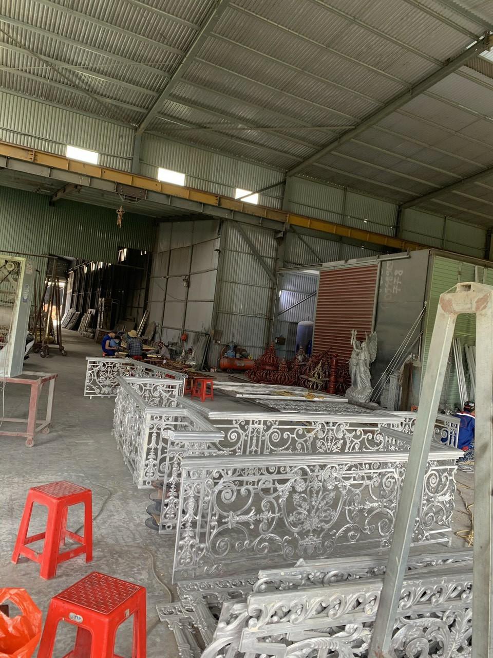 Xưởng sản xuất nhôm đúc Bùi Gia