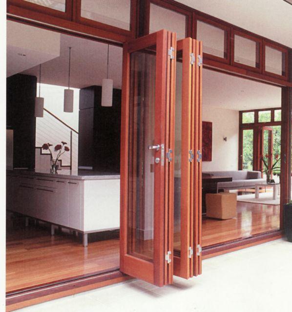 Cửa nhôm vân gỗ đẹp BG02